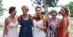 Fiji LOVE - with all my girls