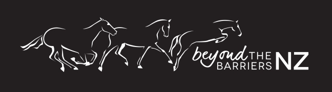 Beyond the Barriers NZ is a non-profit organisation who assists in the placement, retraining & promotion of thoroughbreds from the NZ racing industry. www.facebook.com/beyondthebarriersnz.