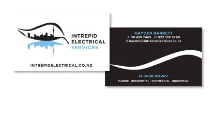 IES Business Card