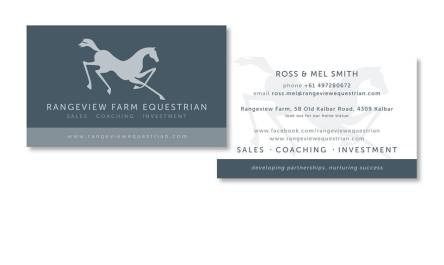 RE Business Cards