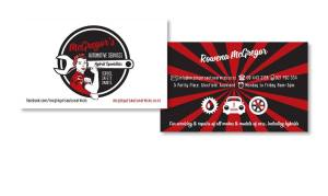 MAS Business Cards
